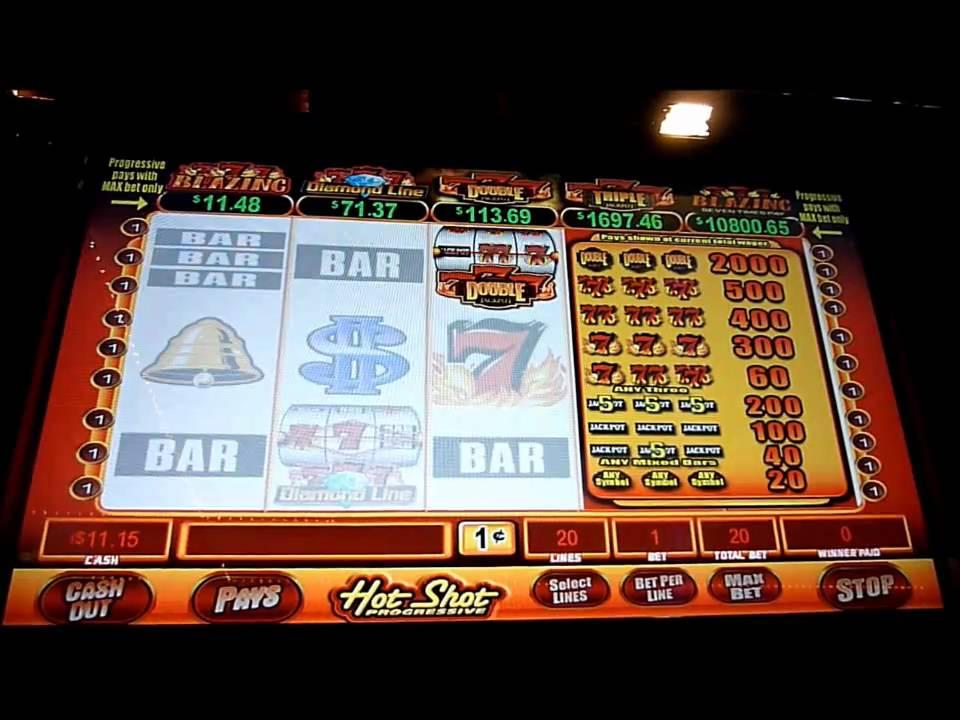 Progressive Slot Win