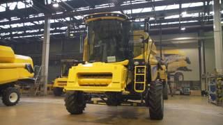 New Holland uchyla rąbka tajemnicy produkcji maszyn w Płocku