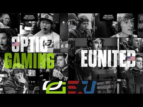 Mexico City Open 2018 | Optic Gaming vs. eUnited |  01.27.2018