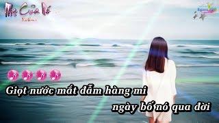 Mẹ Của Nó - Như Hexi Karaoke
