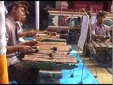 Balinese Music: Seka Gambang, Manu Kaba