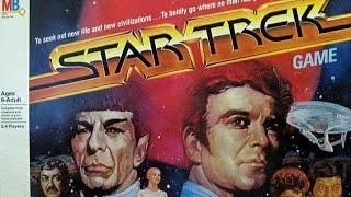 Ep 113: Star Trek Board Game Review (Milton Bradley 1979)