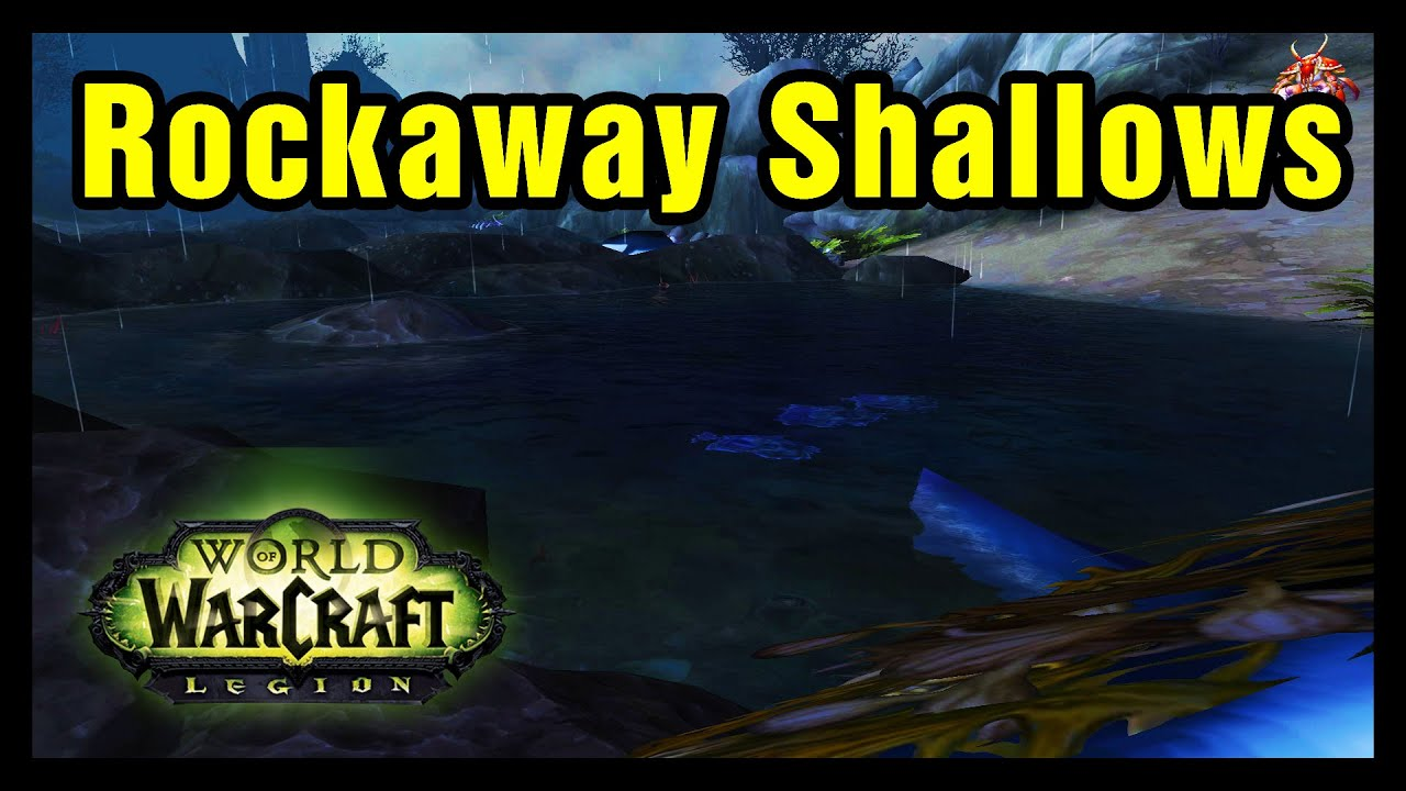Rockaway Shallows WoW Explore Highmountain by WoW Quests