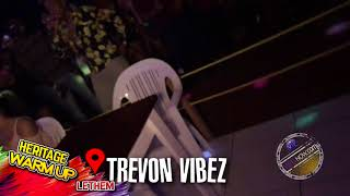 TREVON VIBEZ in Lethem - HERITAGE WARM UP -IG short clip