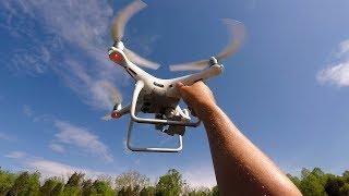 EastTNFishing: Drone Topwater Fishing with the DJI Phantom 4 Pro and Activetrack.
