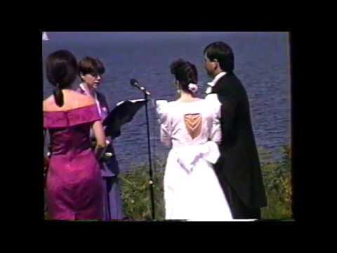 1992 Pete Kelly Wedding