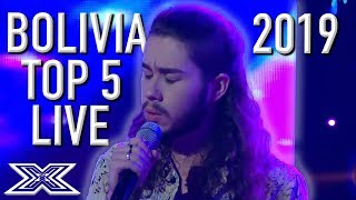 TOP 5 Performances on The X Factor Bolivia 2019 | X Factor Global