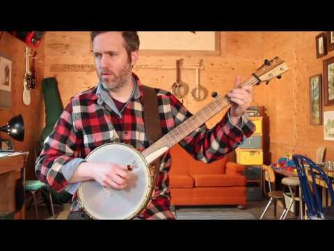 Little Maggie- Ten Tabs For Two Finger Old Time Banjo