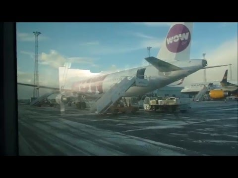 Flight Review: WOW Air | WW814 | A321 | Keflavik - London Gatwick
