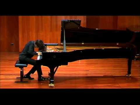 Sonata No.19 D.958 in C minor - Franz Schubert - Martín García García