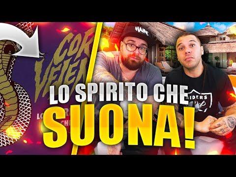 COR VELENO - LO SPIRITO CHE SUONA ( album completo ) | LA CRITICA