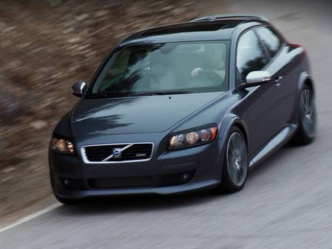 2010 Volvo C30 (Hatchbacks Pt. 3) - Everyday Driver - YouTube