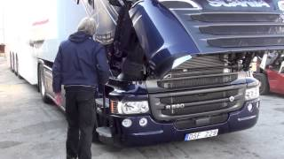 Scania R 580 Streamline Euro 6