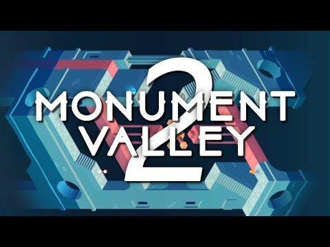 Schöner und Verwirrender!   MONUMENT VALLEY 2
