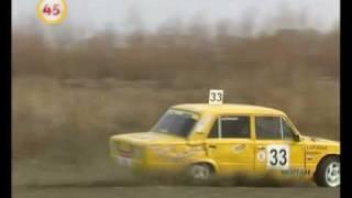 В Кургане прошли гонки на «Запорожцах»