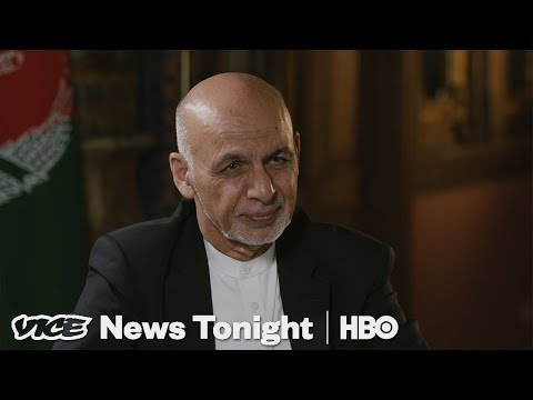 Afghanistan's President Says Trump's Taliban Strategy Is Working (HBO) Mp3