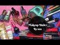 Top 10 Makeup Products Under 100   Best Affordable Makeup   Priyanka Boppana