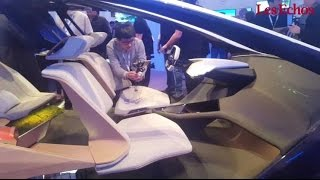 CES : découvrez la voiture du futur selon BMW
