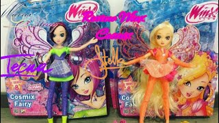 Review Winx Club Dolls ~ Stella & Tecna Cosmix Fairy