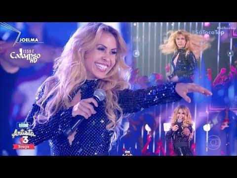 Joelma 18 QUILATES ao vivo no Só Toca Top 03112018 PARTICIPAÇÃO COMPLETA