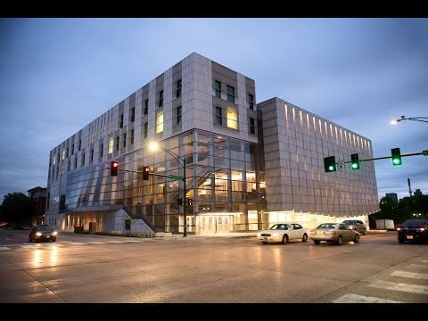 Voxman Music Building: A New Home for University of Iowa's School of Music