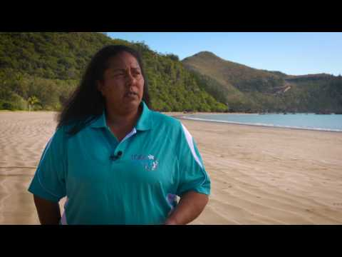 Tapping into traditional knowledge to help protect the Reef