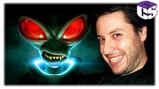 ? Én vagyok a gonosz földönkívüli   Destroy all humans!