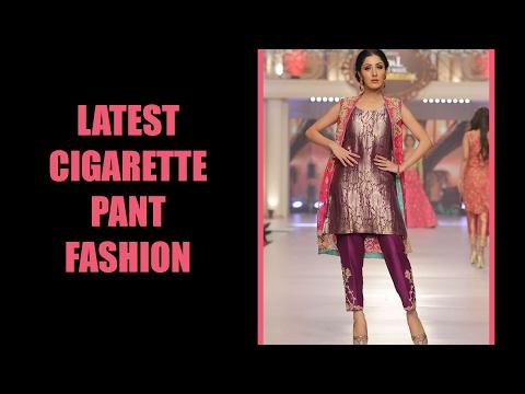 Latest Cigarette Pant Fashion 2017