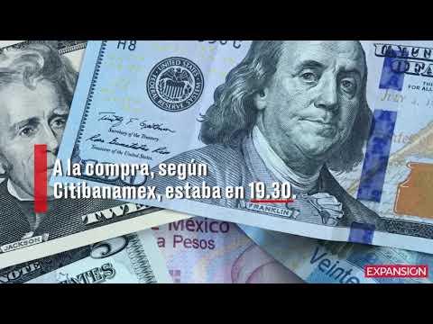 Caen con fuerza el peso, la Bolsa Mexicana y los bonos del NAIM