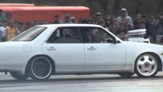 Gambar cover C34 Laurel Burnout - JAPROD - Supercharged V8