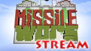Missile Wars - Minecraft RedCrafting Stream