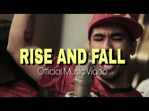 JFlow - RISE and FALL feat Kotak, DJ Osvaldo, DJ Dixie