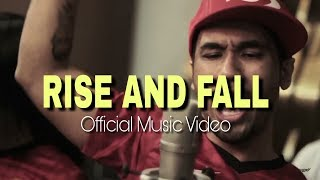 RISE and FALL - JFlow feat Kotak and DJ Osvaldo - DJ Dixie (Studio Recording)