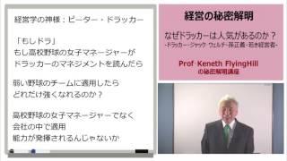 00 経営の秘密解明VOL1 プロモーション thumbnail