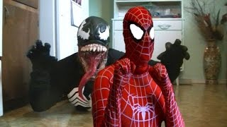 Spiderman Fails To Save Uncle Ben From Venom