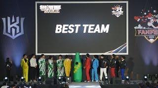 191130 2019 kt wiz 팬 페스티벌, 신인선수 공연 투표 결과