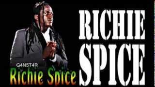 Richie Spice - Lift Me Higher - Private Paradise Riddim - Jah Snowcone Ent - Oct 2013