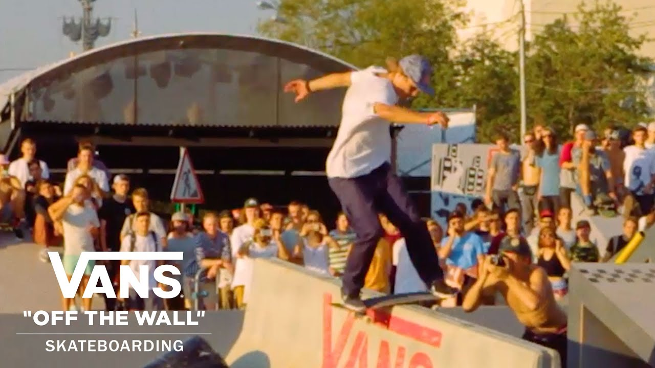 cf3ac250d6 House of Vans Moscow  Skate Highlights