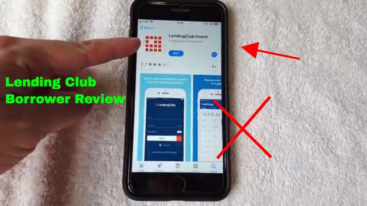 lending club borrower reviews