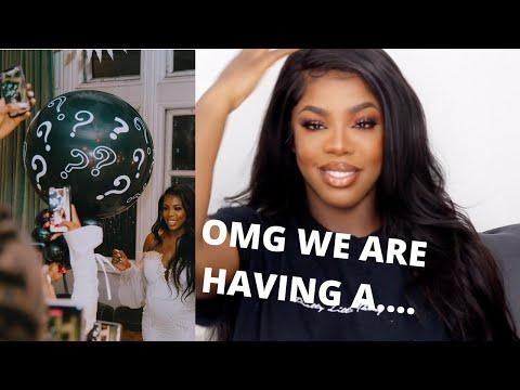 PREGNANCY SO FAR & MY GENDER REVEAL!! (INCLUDES VIDEOS)