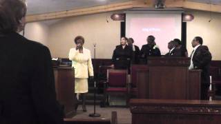 Prayer Changes Things- Bertha Howard and St.Paul Baptist Church Choir