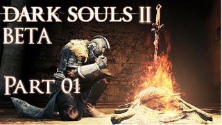 Lets Play Dark Souls 2 [EU-Beta] # 01 ~ Was erwartet uns? [german / HD]