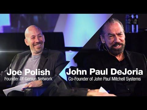 Genius Network Presents: John Paul DeJoria - Success Unshared is Failure