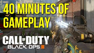 Call of Duty: Black Ops 3 - 40 MINUTES OF MULTIPLAYER GAMEPLAY (1080p 60fps HD)