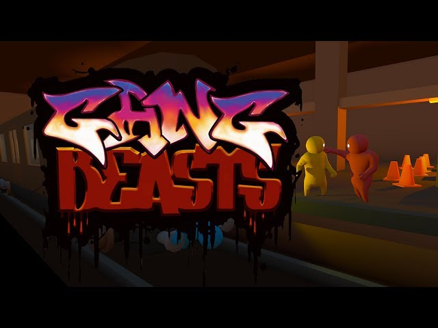 Gang Beasts - Jelly punching madness