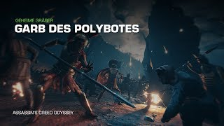 Assassin's Creed Odyssey - Tomb of Polybotes - Stele Location Guide