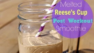 Healthy Post-workout Smoothie | Collab With Nicolemarie