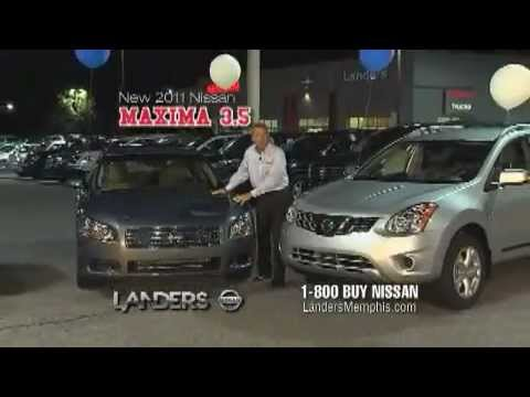 Landers Nissan All For One Event In Southaven, Mississippi