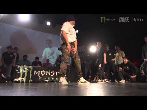 THEM Brats vs The Hoodz // .stance x udeftour.org // Massive Monkees Day 2015 [3v3 semis]