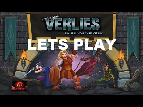 Winziges Verlies - Lets Play